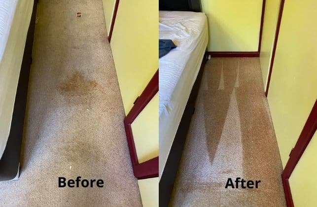 How to Remove a Vomit Stain