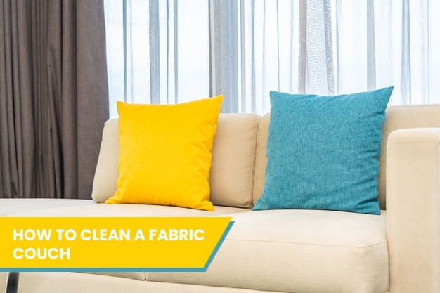 Clean a Fabric Couch